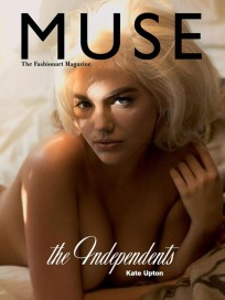 Kate Upton Muse Cover