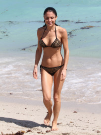 Bethenny Frankel in a Bathing Suit