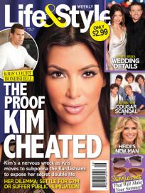 Kim Kardashian: Cheater?!?