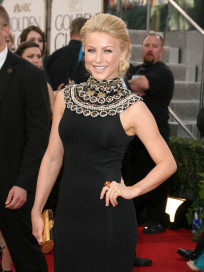 Julianne Hough Golden Globes