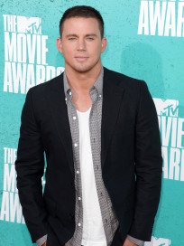 Channing Tatum Red Carpet Pic
