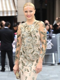 Malin Akerman at Rock of Ages Premiere