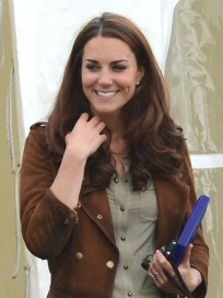 Kate Middleton Hair Photo