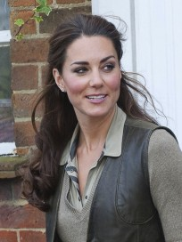Kate Middleton Hairstyle Photo