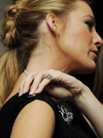 Blake Lively Hair Braid