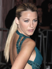 Blake Lively Ponytail Photo