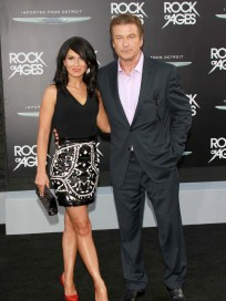 Hilaria Thomas, Alec Baldwin Photo
