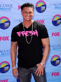 Pauly D at Teen Choice Awards