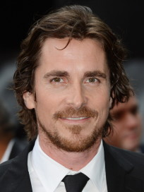 Christian Bale at Dark Knight Rises Premiere