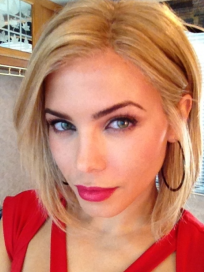 Jenna Dewan Blonde Hair