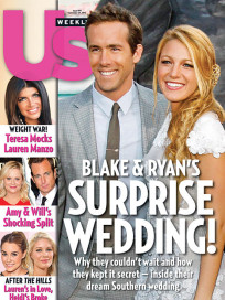 Ryan Reynolds, Blake Lively Wedding