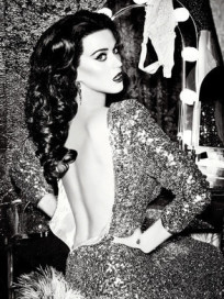 Katy Perry Back