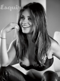 Mila Kunis Esquire Photo