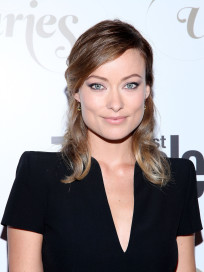 Olivia Wilde Close Up