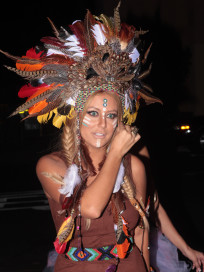 Aubrey O'Day Halloween Costume