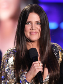 Khloe Kardashian X Factor Photo