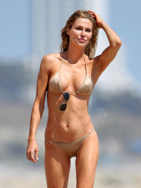 Brandi Glanville Bikini Photo