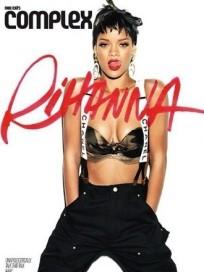 Rihanna Bikini Complex Cover