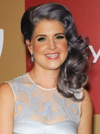 Happy Kelly Osbourne