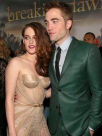 Kristen Stewart, Robert Pattinson Photograph