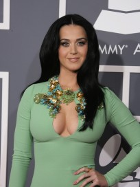 Katy Perry at 2013 Grammys
