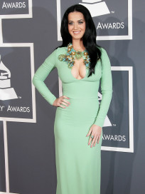 Katy Perry Grammy Dress