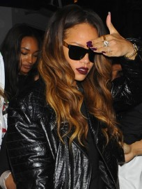 Rih in London