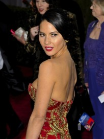 Olivia Munn Oscars Dress