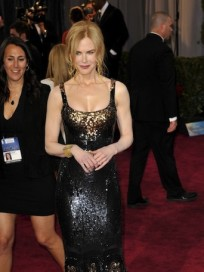 Nicole Kidman Oscars Dress