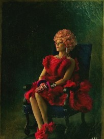 Effie Trinket Portrait