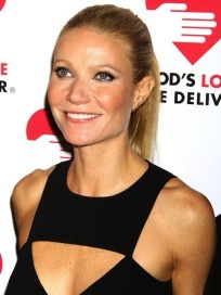 Gwyneth Paltrow in Black