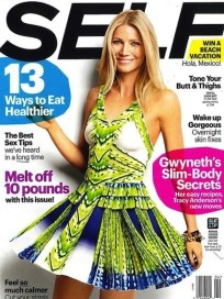 Gwyneth Paltrow Self Cover