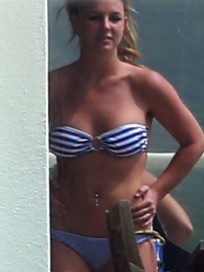 Britney Spears' Bikini Bod
