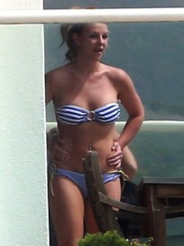 Britney Spears' Hot Body
