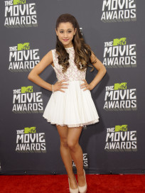 Ariana Grande at MTV Movie Awards