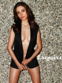 Alison Brie Esquire Photo
