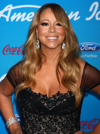 Mariah Carey Red Carpet Picture