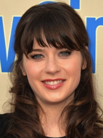Zooey Deschanel Bangs