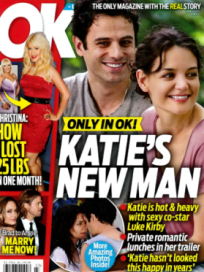 Luke Kirby Tabloid Cover