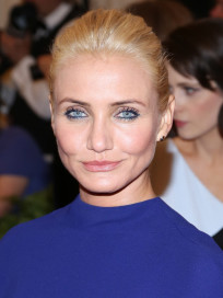 Cameron Diaz Goes Punk