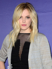 Riley Keough as a Blonde