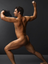 Matt Harvey Nude