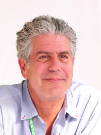 Anthony Bourdain Photograph