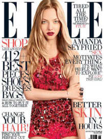 Amanda Seyfried Elle Cover