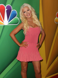 Christina Aguilera Thin Photo