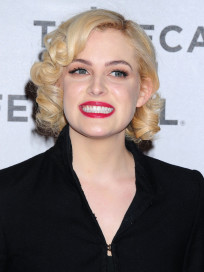 Riley Keough Smiles