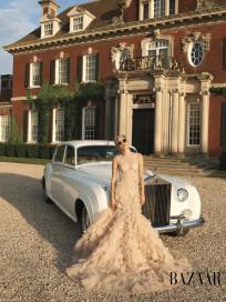 Miley Cyrus Harper's Bazaar Pic