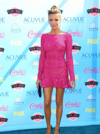 Katie Cassidy at the Teen Choice Awards