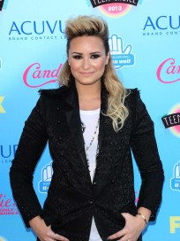 Demi Lovato at 2013 Teen Choice Awards