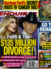 Faith Hill and Tim McGraw Divorce Story